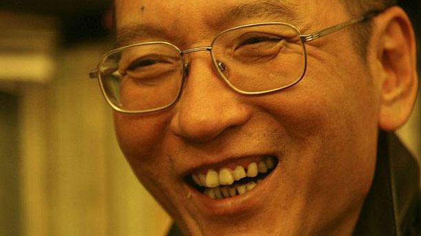 Liu Xiaobo is shown in an undated file photo.