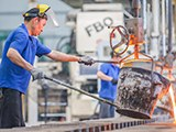 China's Steelmakers Set Record as Profits Slump