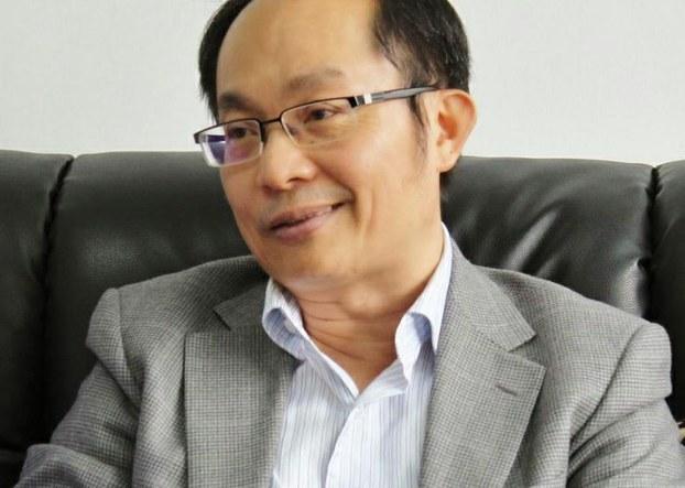 Feng Chongyi in an undated photo.
