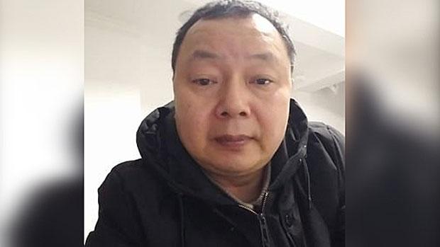 Former Guizhou University professor Yang Shaozheng is shown in an undated photo.