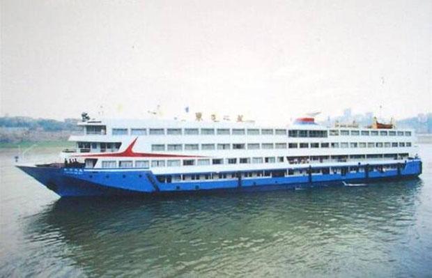Yangtze River cruise boat Eastern Star in an undated photo.