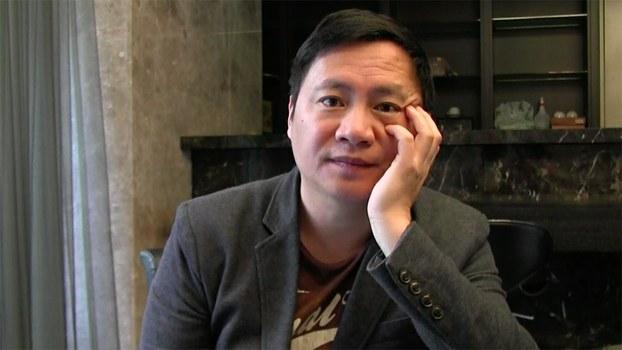 Wang Dan in a file photo.