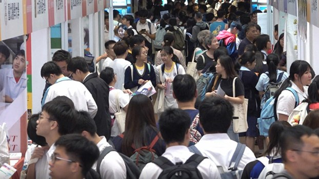 Hong Kong residents showing more interest in universities and higher education institutions in Taiwan since the start of protests in June, say promoters.