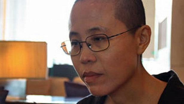Liu Xia, widow of Chinese Nobel laureate Liu Xiaobo, in undated photo posted on social media.