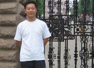Former Nanjing Normal University professor Guo Quan.