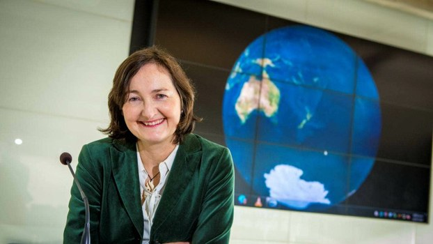 Professor Anne-Marie Brady of New Zealand's University of Canterbury is shown in an undated photo.