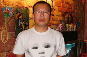 Zhao Lianhai, in an undated photo.