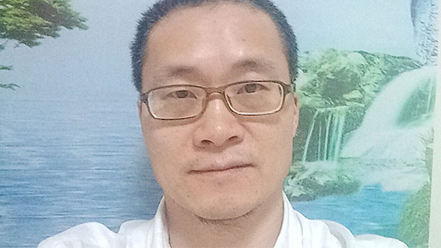 Human rights lawyer Tang Jingling is shown in an undated photo.
