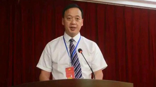 Liu Zhiming, director of Wuhan's Wuchang Hospital, whose death on Feb. 18, 2020 at the age of 50 made him the seventh reported healthcare worker in China to die from the coronavirus since the epidemic first emerged in the city in December.