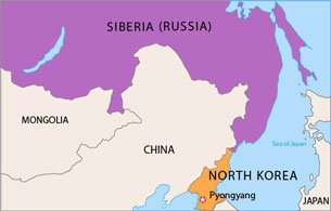 Loggers from China are replacing North Koreans for work in the Siberian timber industry.