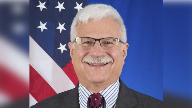 US State Department Special Coordinator for Tibetan Issues Robert A. Destro is shown in an undated photo.
