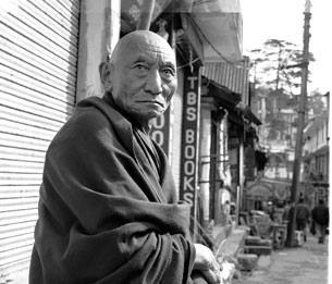 Tibetan monk and activist Palden Gyatso