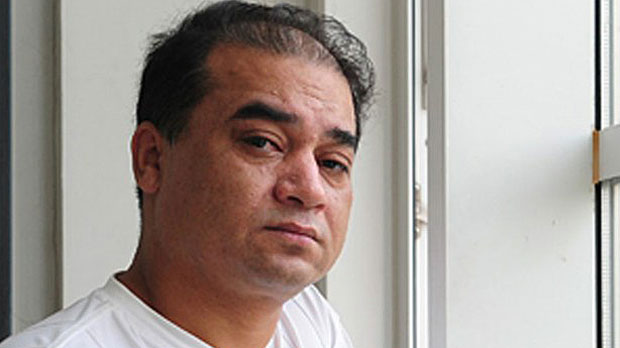 Ilham Tohti is shown in an undated photo.