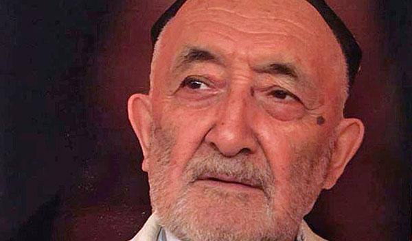 Uyghur scholar Muhammad Salih Hajim, 82, in an undated photo.
