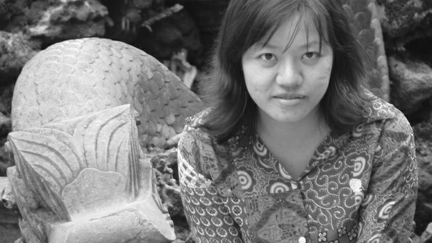 Blogger Pham Doan Trang in an undated photo.